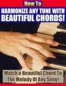 learn how to harmonize melodies on piano