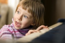 what age should a child start music lessons