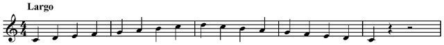 practice scales