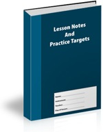 Lesson Notes and Practice Targets Booklet