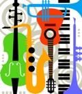 mixture of instruments