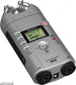Zoom H4 digital audio recorder